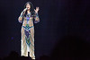 Multi-award winning and iconic recording artist Cher filled the YUM! Center with loyal fans on Monday night. Having just turned 68, but showing her usual energy, she joked with the audience about whether this would actually be her Farewell Tour.