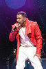 Multi-platinum selling R&B artist Ginuwine brought the crowd to its feet with his on-stage energy and chart-topping hits.