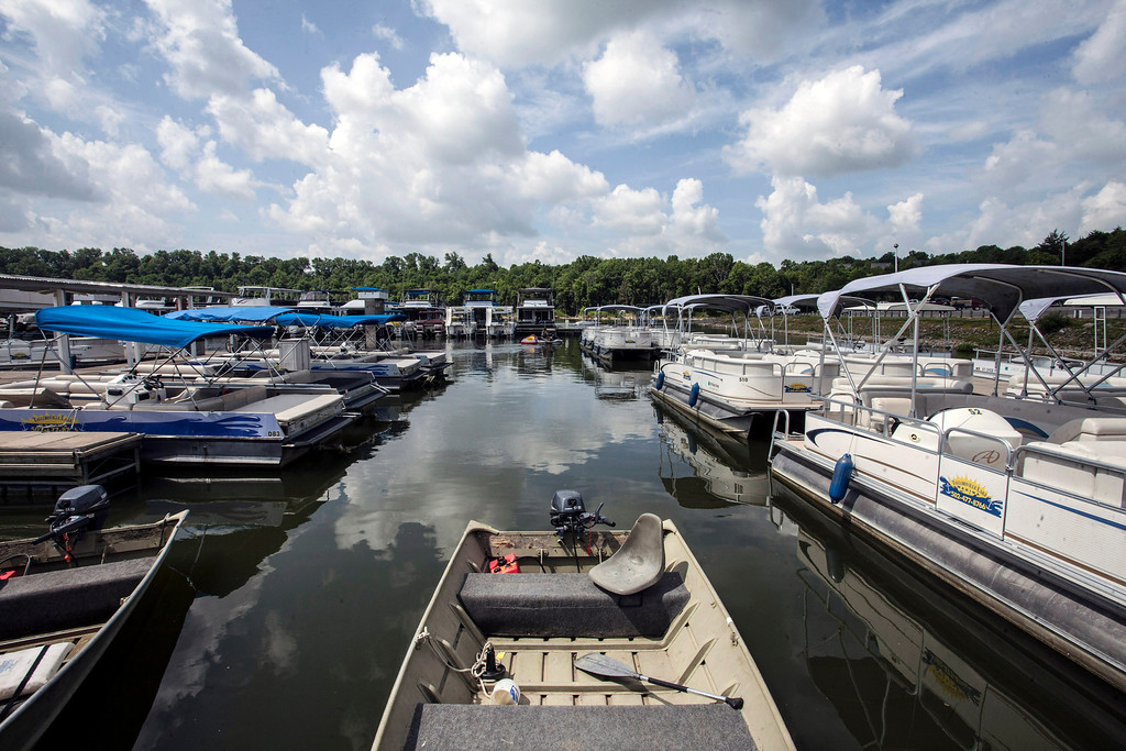 Taylorsville Lake in Spencer County, a popular summer destination for water recreation, has fallen victim to an invasive and toxic algae over the past year.