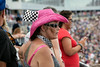 Fashion and style become NASCAR-centric on the day of the Quaker State 400.
