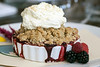 The Berry Crisp is an option of generous proportion.