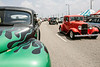 The 45th Annual Street Rod Nationals closed out a weekend of events on Sunday afternoon at the Fairgrounds. Color and chrome peppered the landscape under ideal blue skies and perfect weather.