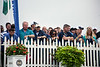 The crowds continued to grow on Friday at Valhalla despite the rain and muggy conditions.