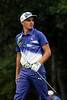 Rickie Fowler continued to shine during the 3rd round of the PGA Championship at Valhalla on Saturday. Having started the day tied for third place, he worked his way into a tie for first place by late afternoon.