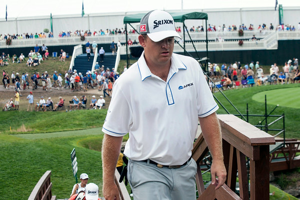 J.B. Holmes bested his 2nd round score of 72 by shooting a 69 on Saturday.