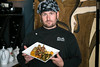 Chef Andrew Welenken is the man behind the menu at Buck's Restaurant & Bar at 425 West Ormsby Street in Old Louisville. 8/28/14