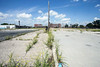 If fundraising goals are met, 7.3 acres of vacant property bound by 9th and 10th Streets and Kentucky and Breckenridge Streets may soon become the site of Spalding University's sports facilities and home fields. 9/3/14