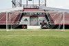 There are many impressive views at UofL's new Dr. Mark & Cindy Lynn Soccer Stadium.