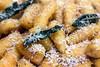 Butchertown Grocery chef Bobby Benjamin seasons his sweet potato gnocchi to perfection. 10/12/15