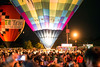 The Great Balloon Glow has drawn over 50,000 people to past events and 2016 was looking much the same in estimated attendance. 4/29/16