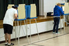 The small gym at Kenwood Elementary served as a voting site during the Kentucky primary election on Tuesday morning. 5/17/16