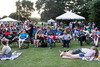 A few hundred people showed up on Friday night for opening festivities of the 15th annual Lebowski Fest and a viewing of the classic Coen Brothers comedy on the lawn at Executive Strike. 7/8/16