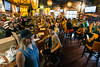 Around 100 HopCat employess gathered on Wednesday morning for a meet and greet with the managers and to put finishing touches on the new Highlands bar set to open this weekend. 7/27/16