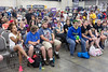 Scheduled Q&A sessions are a big draw for attendees to FandomFest 2016 at the Expo Center. 7/30/16
