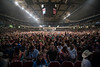 Country music fans filled Freedom Hall on Sunday night for a Chris Young concert. 8/28/16