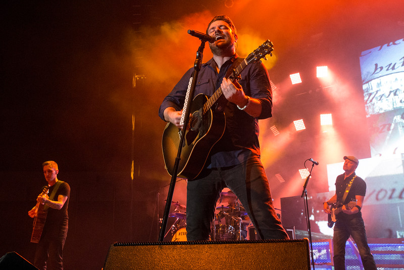 Chris Young performs in concert at Freedom Hall to close out the 2016 Kentucky State Fair. 8/28/16