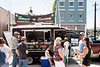 The Courier-Journal's FEAST O.F.F. (Organic Food Festival) was held on Saturday afternoon at the ReSurfaced lot on Shelby Street featuring samples from a number of local favorites. 9/3/16