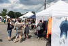 The 2016 September Art Fair at the Mellwood Art Center offered dozens of indoor and outdoor booths with plenty for the expected 50,000 attendees to see over the two-day event. 9/10/16