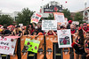 Early arriving fans, some as early as 4am, earned close-up views of the ESPN College GameDay live broadcast from Papa John's Stadium on Saturday. 9/17/16