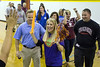 A parade of JCPS principals entered the gym at Male High on Thursday morning to celebrate the K-PREP results. The Unbridled Learning Accountability Model results for 2016 indicate increases in proficient and distinguished students. 9/29/16