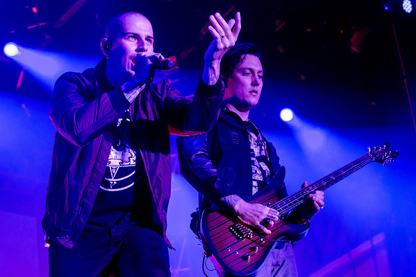 Avenged Sevenfold takes the stage at Louder Than Life as the day one headliner. 10/1/16