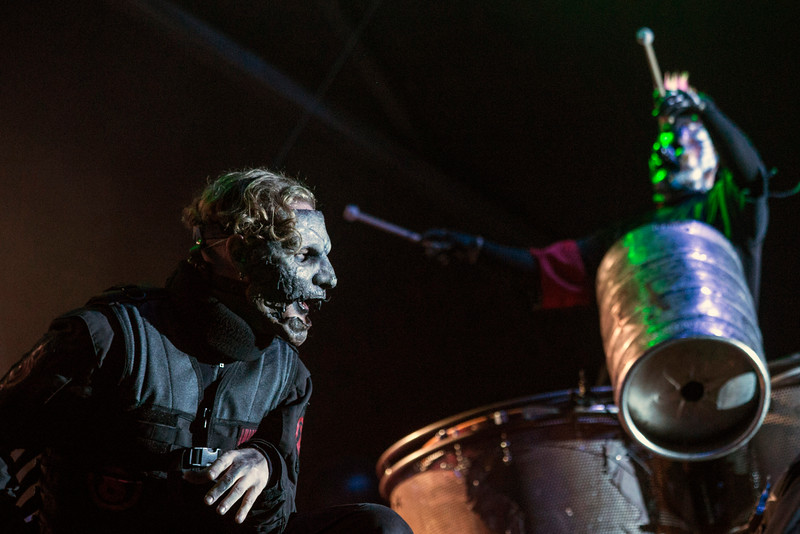 Fan-favorite Slipknot performs on day two of the 2016 Louder than Life Festival. 10/2/16