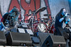 Alt-metal legends Korn were one of the top acts featured on day two of Louder Than Life. 10/2/16