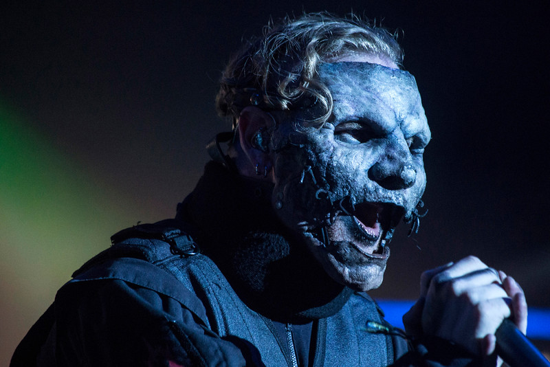 Slipknot was the headliner on day two of the 2016 Louder than Life Festival. 10/2/16