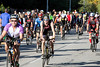 Bikers head east along Witherspoon Street for a 112-mile, three county, two loop course during the Ironman 2016 on Sunday. 10/9/16
