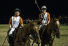 Young phenom polo players, and siblings, James and Stewart Boland take part in a night of exhibition matches at Waterfront Park on Thursday night. 10/13/16