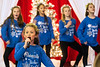 Olivia Haddox takes the lead in a performance by Dancensation Studios at the 2016 Festival of Trees & Lights on Friday night. 11/11/16