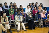 A variety of cultures were represented at the Americana Community Center on Tuesday night as fears about revised immigration policies loom from the election of Donald Trump as President. 11/15/16