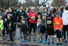 The runners in the 5k portion of the 46th Annual Turkey Trot came from a more mixed age group. 11/24/16