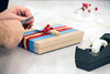 Scout on East Market Street offered free gift wrapping on purchases during Small Business Saturday. 11/26/16