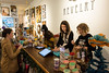 Revelry on East Market saw a boost in sales during Small Business Saturday. 11/26/16