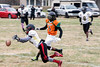 The championship game of the Juice Bowl was held on Saturday in Shawnee Park to make-up for the cancellation due to a shooting at the annual event on Thanksgiving Day. 12/3/16