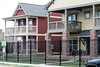 An off-campus student housing complex known as The Retreat was the site of a shooting that injured three UofL students early Sunday morning. 12/11/16