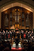 The Louisville Chamber Choir performed its Songs of Christmas Night at St. Paul United Methodist Church on Saturday. 12/17/16