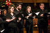 Members of the Louisville Chamber Choir performed Songs of Christmas Night at St. Paul United Methodist on Saturday. 12/17/16