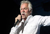 The Oak Ridge Boys' Joe Bonsall gets the concert going on Sunday night at the Kentucky State Fair. 8/21/16