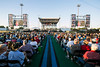The Turf Concert series at the Kentucky State Fair continued on Sunday night with the 41st consecutive appearance by Country Hall of Famers The Oak Ridge Boys. 8/21/16