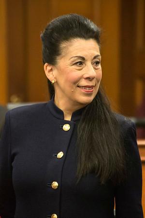 Barbara Sexton Smith has replaced former Louisville Metro Council president David Tandy as the representative for District 4. 1/4/17