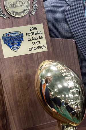 With its 2016 title, Trinity football can now boast 24 championships in 48 years. 1/10/17