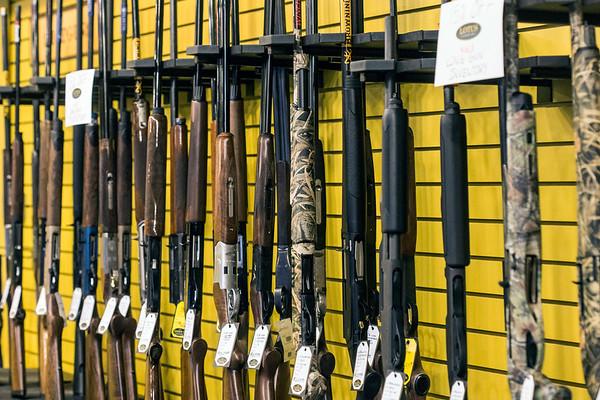 Shotguns are always a popular item for those seeking a good home defense. 1/11/17