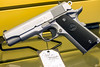 A Colt .45 auto Commander model is one of the many American classics for sale at Lotus Gunworks. 1/11/17