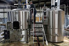 Great Flood Breweing Company began the process of making beer at their newly opened location on Bergman Street near Shelby Park on Saturday. 1/21/17