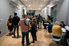 A small crowd gathered in the lobby of the Brown Cinema at the Speed Art Museum on Friday night for another sold out showing of the critically acclaimed film I Am Not Your Negro. 2/24/17