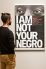 Director Raoul Peck's I Am Not Your Not Your Negro was presented at the Speed Art Museum on Friday night during a run of sold out showings in the Victoire & Owsley Brown III Cinema. 2/24/17