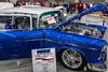 Gary Hutcherson's '55 Chevy boasted a 430 horsepower engine. 2/25/17