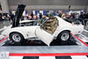Mike Drumm's 1976 Corvette was one of the classic cars featured near the entrance of the final Carl Casper's Custom Auto Show on Saturday. 2/25/17